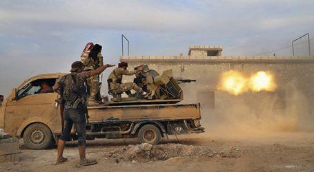 15 νεκροί σε μάχες φιλοτουρκικών και κουρδικών δυνάμεων