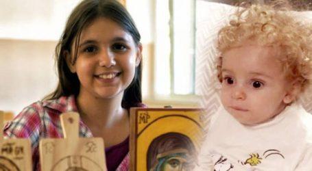 Πώς η 14χρονη Ζωή από τη Ρόδο βοήθησε τον 18 μηνών Παναγιώτη-Ραφαήλ