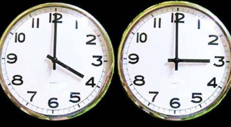 Άλλαξε η ώρα – Γυρίστε τα ρολόγια μια ώρα πίσω