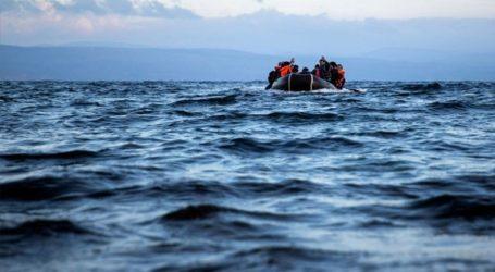 Περισυλλογή μεταναστών και προσφύγων που επέβαιναν σε λέμβο νότια της Αστυπάλαιας