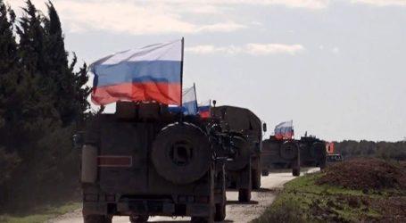 Η Ρωσία έστειλε τεθωρακισμένα οχήματα στη Συρία