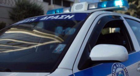 Διαρρήκτες συνελήφθησαν μέσα σε κλεμμένο όχημα