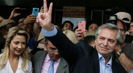Ο νέος πρόεδρος Αλμπέρτο Φερνάντες τονίζει πως θα «συνεργαστεί» με τον Μάκρι