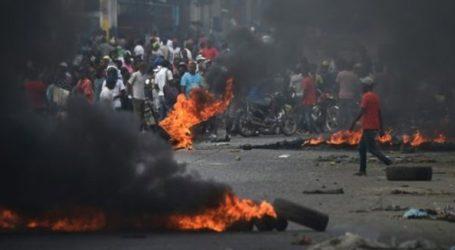 Δύο νεκροί στο περιθώριο διαδηλώσεων στην πρωτεύουσα