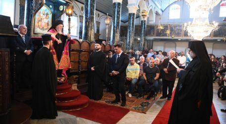 Το Οικουμενικόν Πατριαρχείον αγωνίζεται σήμερα να διαφυλάξη την πίστιν των Πατέρων