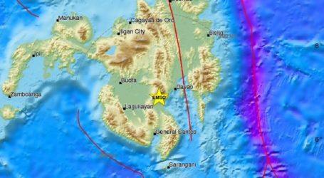 Σεισμική δόνηση 6,6R στο νησί Μιντανάο