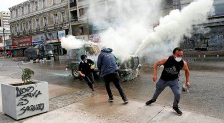 Νέες κινητοποιήσεις και επεισόδια στη Χιλή