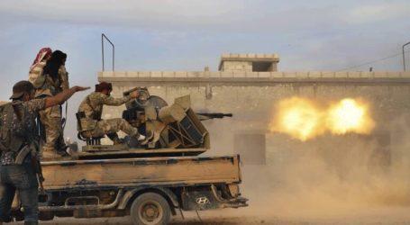 Έξι στρατιώτες του συριακού καθεστώτος σκοτώθηκαν σε συγκρούσεις με τις τουρκικές δυνάμεις στη βόρεια Συρία