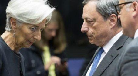 Ένα διχασμένο συμβούλιο παρέλαβε στην ΕΚΤ η Κρ. Λαγκάρντ