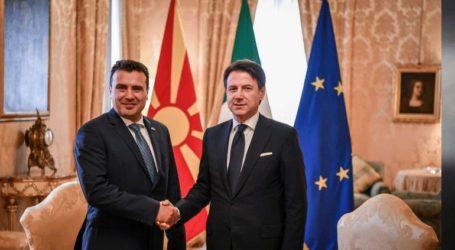 Ζάεφ: Ιστορικό λάθος η μη έναρξη ενταξιακών διαπραγματεύσεων για Αλβανία και Β. Μακεδονία