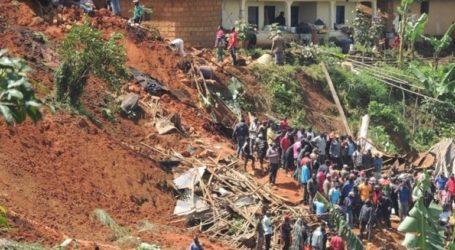 Στους 42 οι νεκροί από κατολίσθηση στο Καμερούν