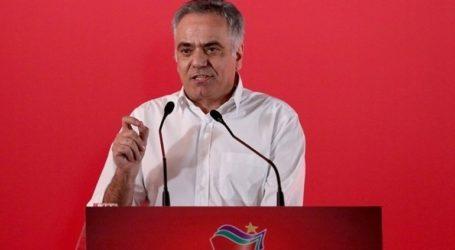 Απαράδεκτη κίνηση αντιπερισπασμού η εξαίρεση των βουλευτών του ΣΥΡΙΖΑ από την Προανακριτική