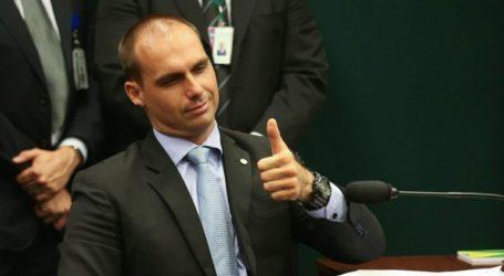 Ρεζίλι στα social media o γιος τουΒραζιλιάνου Προέδρου, Ζαΐχ Μπολσονάρου