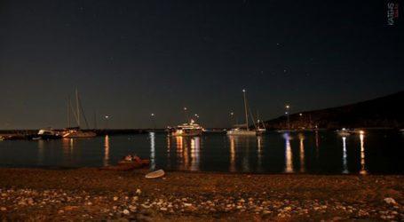 Κραυγή αγωνίας των κατοίκων στους Οθωνούς για την έλλειψη φωτισμού στο λιμάνι της Άμμου