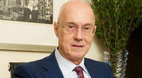 Καθήκοντα συμβούλου του Πρωθυπουργού για θέματα περιβάλλοντος αναλαμβάνει ο Γ. Κρεμλής