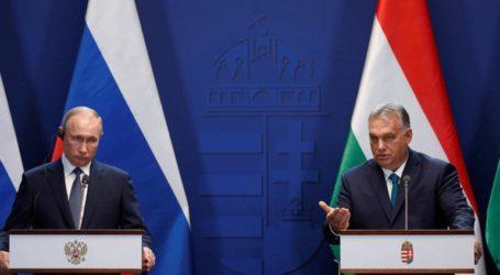 Πούτιν και Όρμπαν συζήτησαν τις προοπτικές εξομάλυνσης των σχέσεων Ρωσίας με ΕΈ