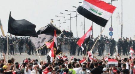 Δύο νεκροί και 175 τραυματίες στις διαδηλώσεις στη Βαγδάτη την Τετάρτη