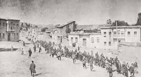 Η Αρμενία ευχαριστεί τις ΗΠΑ για την αναγνώριση της γενοκτονίας