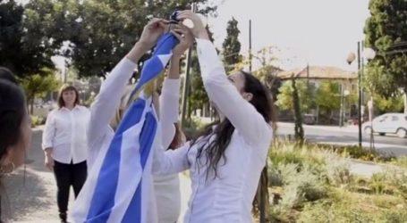 Οι «ακτιβίστριες» της μαθητικής παρέλασης έδωσαν στη δημοσιότητα βίντεο με το… backstage της«παρέμβασης»