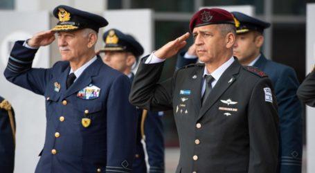 Επίσημη επίσκεψη του Αρχηγού ΓΕΕΘΑ στο Ισραήλ