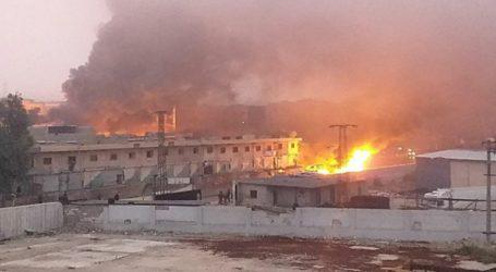 8 νεκροί στο Αφρίν έπειτα από έκρηξη παγιδευμένου αυτοκινήτου