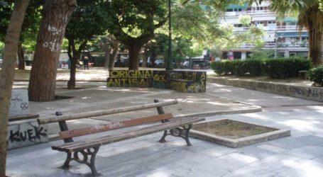 Άγριος ξυλοδαρμός μεταξύ τοξικομανών στην πλατεία Όλγας