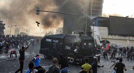 Συνεχίζονται οι κινητοποιήσεις στο Ιράκ