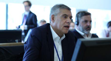 Ο Κ. Αγοραστός στη συνέλευση του Ε.Λ.Κ. στις Βρυξέλλες:Η Ευρώπη να στρέψει το βλέμμα της και στα προβλήματα των Ελλήνων πολιτών