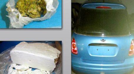 Με χειροπέδες 30χρονος Λαρισαίος – Έκρυβε 6 κιλά ηρωίνης και πιστόλια σε ειδική κρύπτη στο αυτοκίνητό του (φωτο)