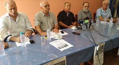 Κάλεσμα των Λαρισαίων συνταξιούχων στην Πανθεσσαλική συγκέντρωση διαμαρτυρίας την Πέμπτη στη Λάρισα (φωτο – βίντεο)