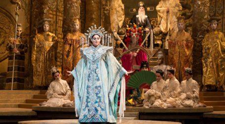 Στον Βόλο η επική όπερα «Τουραντότ»
