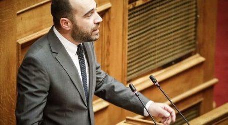 Ξεκίνησε η απολογία του Παναγιώτη Ηλιόπουλου στη δίκη της Χρυσής Αυγής