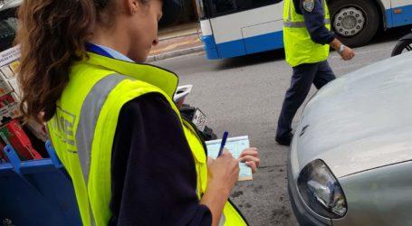 Συνεχίζεται το «σαφάρι» για την παράνομη στάθμευση στο κέντρο του Βόλου – Ποιούς άλλους ελέγχους κάνει η Αστυνομία