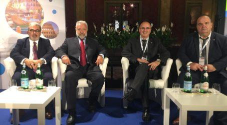 Στη Γενική Συνέλευση των Επιμελητηρίων της Ευρώπης στη Ρώμη ο Αρ. Μπασδάνης