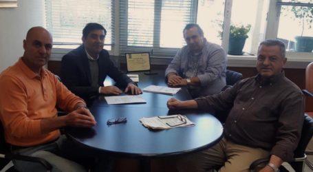 Στον ΔΕΔΔΗΕ του Βόλου ο Δήμαρχος Σκιάθου για τον εκσυγχρονισμό του δικτύου