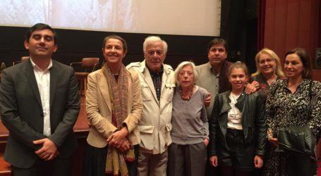 Στη Θεσσαλονίκη ο Δήμαρχος Σκιάθου για την τιμητική εκδήλωση στην Anthea Sylbert