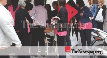 Βόλος: Έπιασαν στα «πράσα» γυναίκα να κλέβει από καταστήματα της Ερμού [εικόνες]