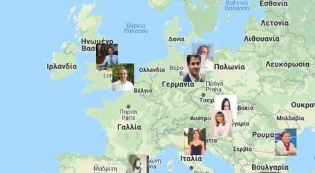 Εκπροσωπεί τη Μαγνησία και την Ελλάδα στην Ευρώπη
