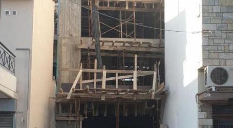 Ν. Ιωνία: Εξελίσσονται γρήγορα οι εργασίες στο νέο κτίριο των «Ιώνων» [εικόνες]
