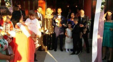 Παντρεύτηκε ο Δημήτρης Λουφόπουλος [εικόνες]