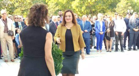 Στη Ν. Αγχίαλο Τριαντόπουλος-Τοκαλή για τις επετειακές εκδηλώσεις