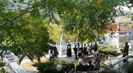 Κερασιά: Φόρος τιμής στους ήρωες του Αλβανικού μετώπου [εικόνες]