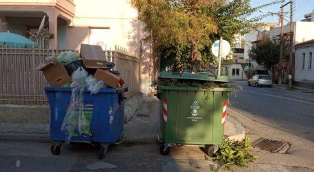 Πετυχημένη η απεργία, σκουπίδια παντού…