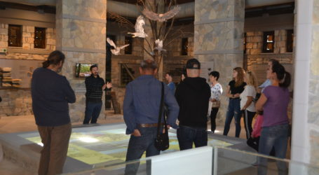 Εκδηλώσεις του Φορέα Διαχείρισης Κάρλας με αφορμή την Ευρωπαϊκή Γιορτή Πουλιών.