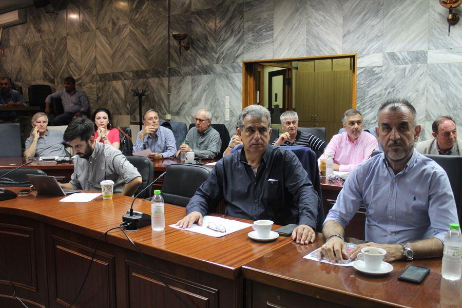 Ζήτημα ασφάλειας έθεσαν οι κάτοικοι της Μάνδρας στο σημερινό Δημοτικό Συμβούλιο - Τι ειπώθηκε για ΕΘΙΑΓΕ