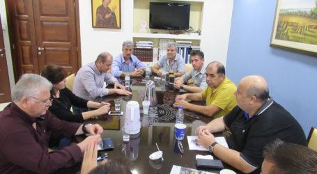Τα παράνομα συνεργεία μείζον πρόβλημα για τον ΣΙΣΑΜ – Συσκεψη στο Επιμελητήριο Μαγνησίας