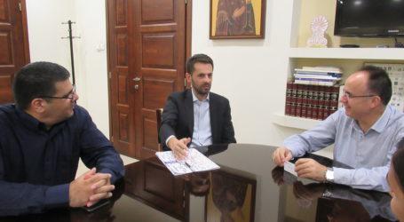 Συνεργασία του Επιμελητηρίου Μαγνησίας με το Ελληνικό κόμμα της Σερβίας