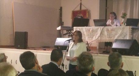 Στις εκδηλώσεις μνήμης για το ολοκαύτωμα των Μηλεών η Κατερίνα Παπανάτσιου