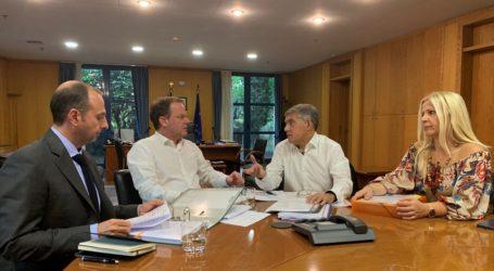 4,5 εκατ. ευρώ για την παράκαμψη του Χιονοδρομικού Κέντρου Πηλίου