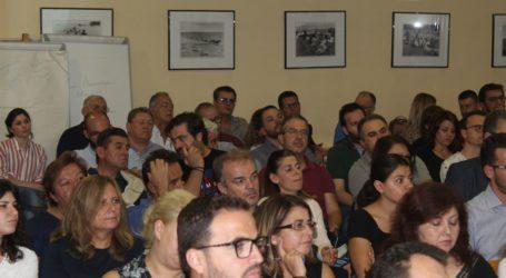 Μεγάλη συμμετοχή στο σεμινάριο της ΕΦΕΕΛ στο Επιμελητήριο Λάρισας (φωτο)